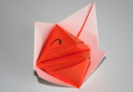 origami-le-renard-parlant-tutoriel-photo
